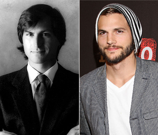 Ashton Kutcher is 'uncanny' as Steve Jobs